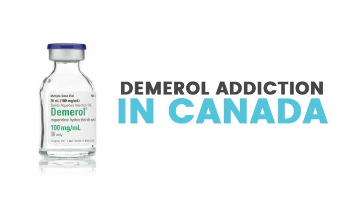 Demerol canada